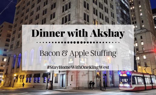 Apple & Bacon Stuffing
