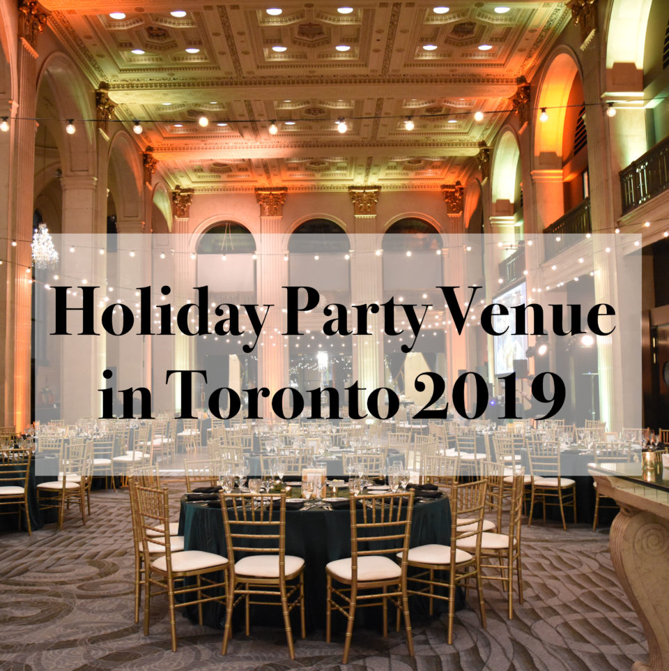 Holiday Party Venue