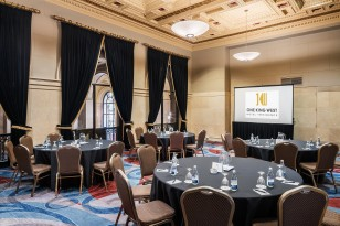Perfect hotel conference rooms at One King West.