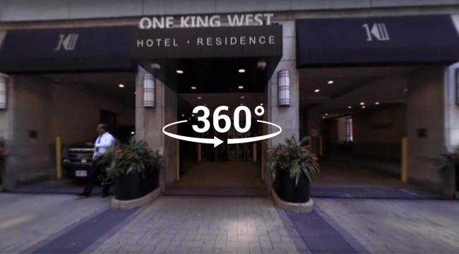 One King West Virtual Reality