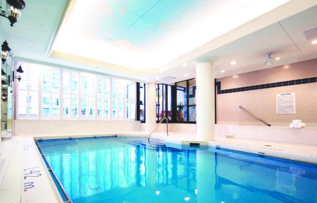 elmwood spa pool