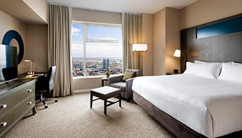 tower deluxe suite