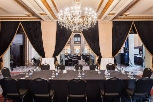 Seminars can be held at these hotel conference rooms in Toronto.
