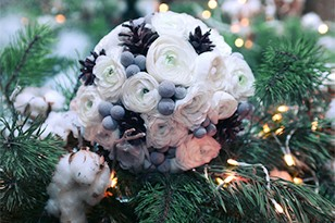 tree ornament at wedding venues GTA