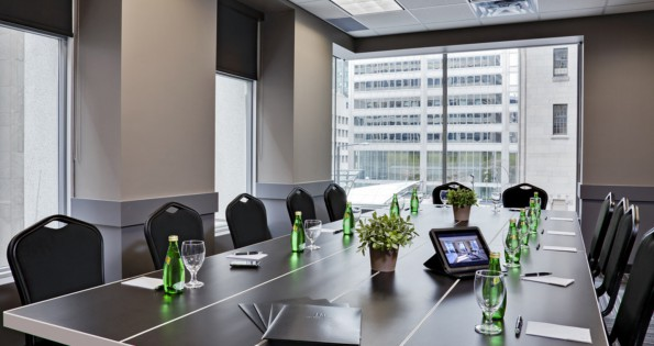 hotel conferences rooms located in One King West