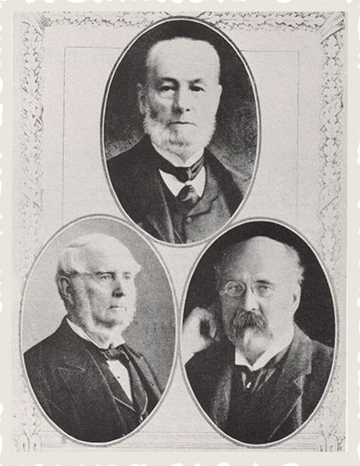 Founders of The Dominion Bank