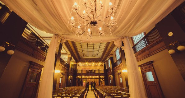Wedding Venues Toronto One King West Hotel Residence