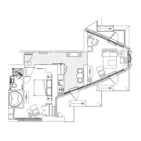 The Panorama Floorplan