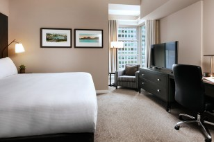 Quaint room at OKW hotels in Toronto