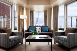 Panorama suite at OKW hotels in Toronto