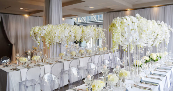 An intimate wedding venue in Toronto.