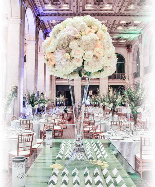 Wedding Reception Halls Toronto Packages One King West Hotel Residence