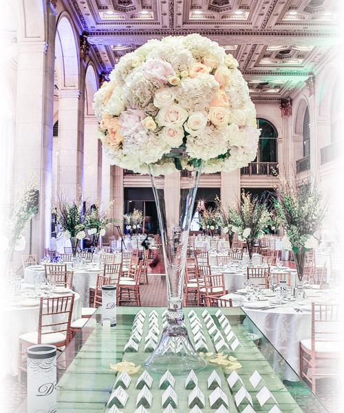 Wedding Venues Toronto | One King West Hotel Toronto Spring Wedding Venues